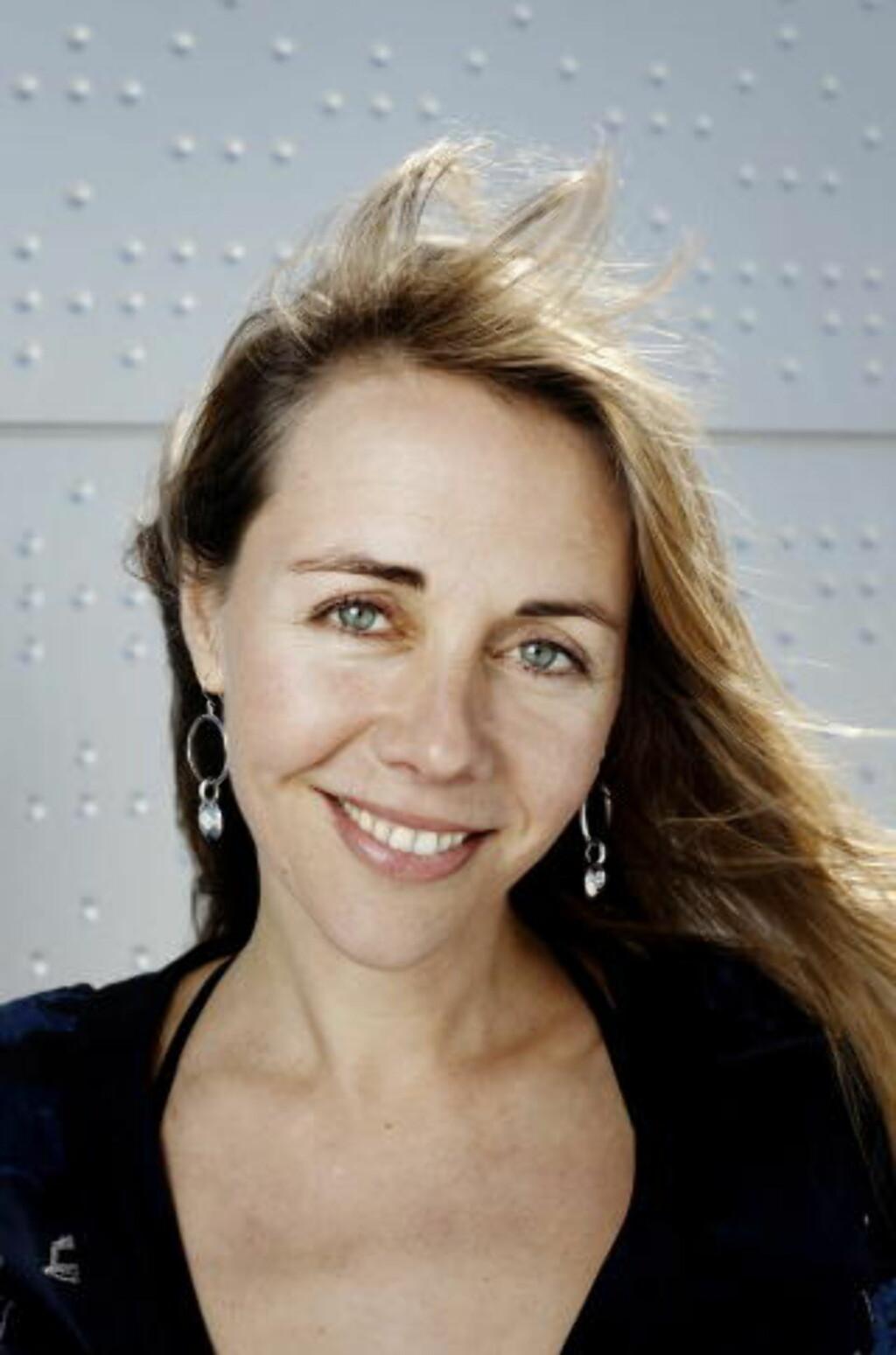 ENDELIG: Sidsel Dalen er nominert til årets Rivertonpris. FOTO: ADRIAN ØHRN JOHANSEN/ DAGBLADET