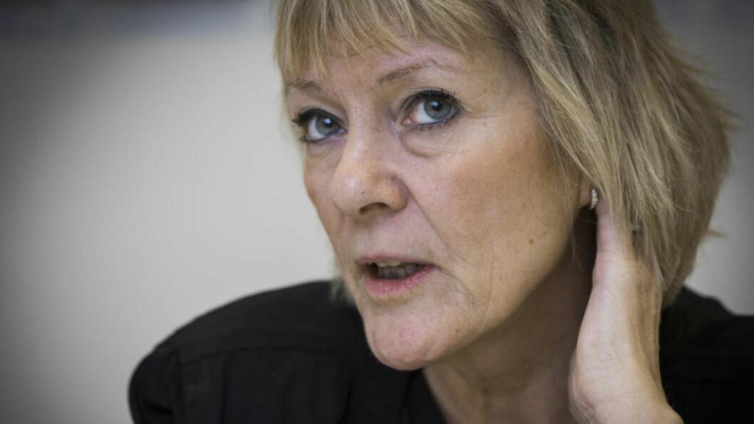 <strong>Nekter å kalle seg feminist:</strong> Kristin Clemet føler feminist-begrepet er tatt av venstresiden og tilført et innhold hun ikke kan stå for. Foto: Lars Eivind Bones