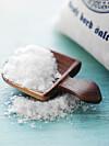 mangel på salt i kroppen
