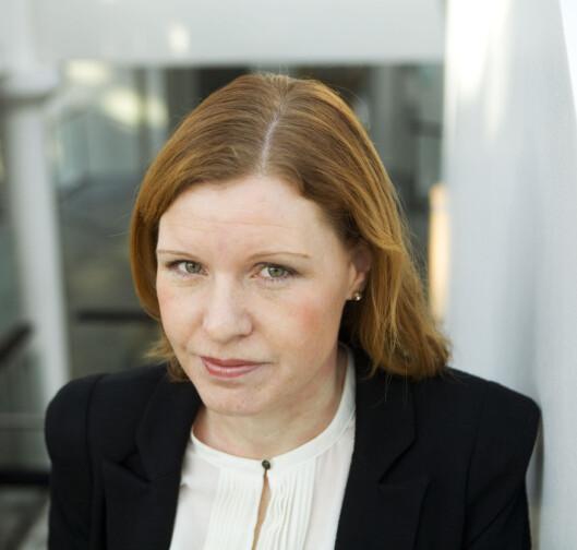Forbrukerøkonom Christine Warloe. Foto: Nordea