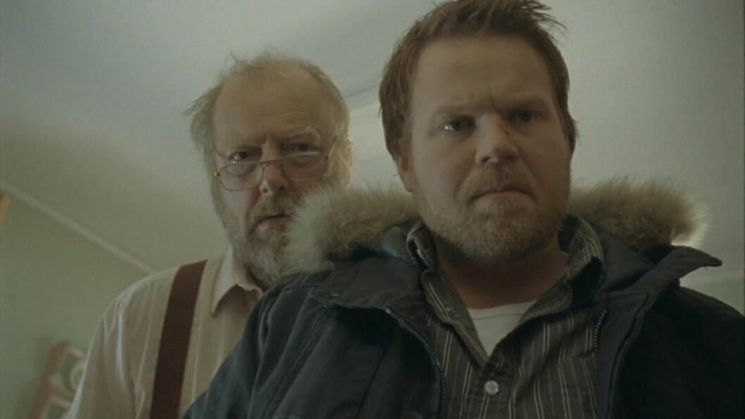<strong>SAMSPILL:</strong> Juryleder Ulrik Eriksen trekker spesielt frem samspillet mellom Stein Winge og Anders Baasmo Christensen. Foto: NRK