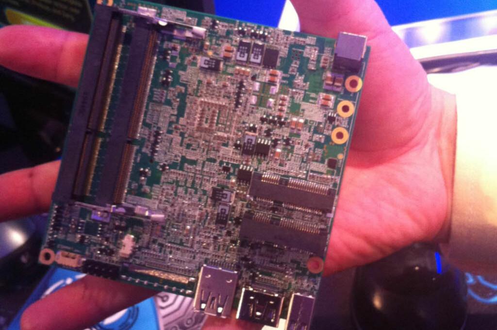 En komplett PC med Core i3/i5 prosessor. Foto: Sweclockers.com