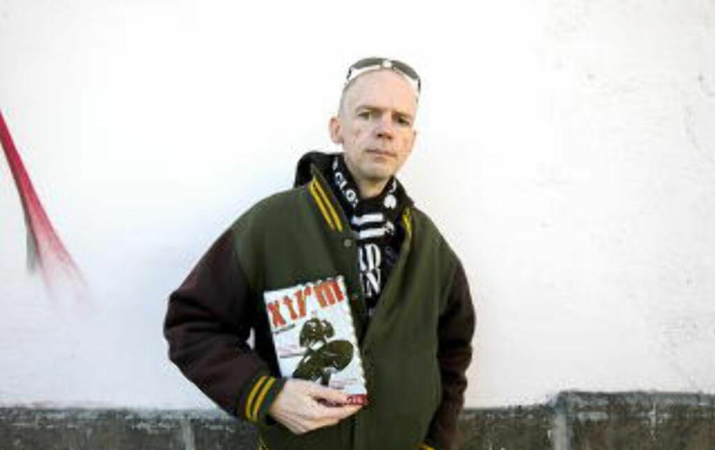 OSLODOKUMENT:  Boka Jan Kallevik har skrevet i samarbeid med Haakon Larsen, er et dokument fra 80- og særlig 90-tallet, fra Oslo øst og fra miljø med pønkere, blitzere og antirasistiske skinheads.  Torbjørn Berg / Dagbladet