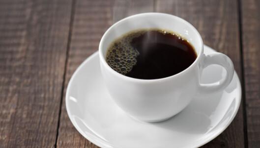 Gi brunsneglene kaffe