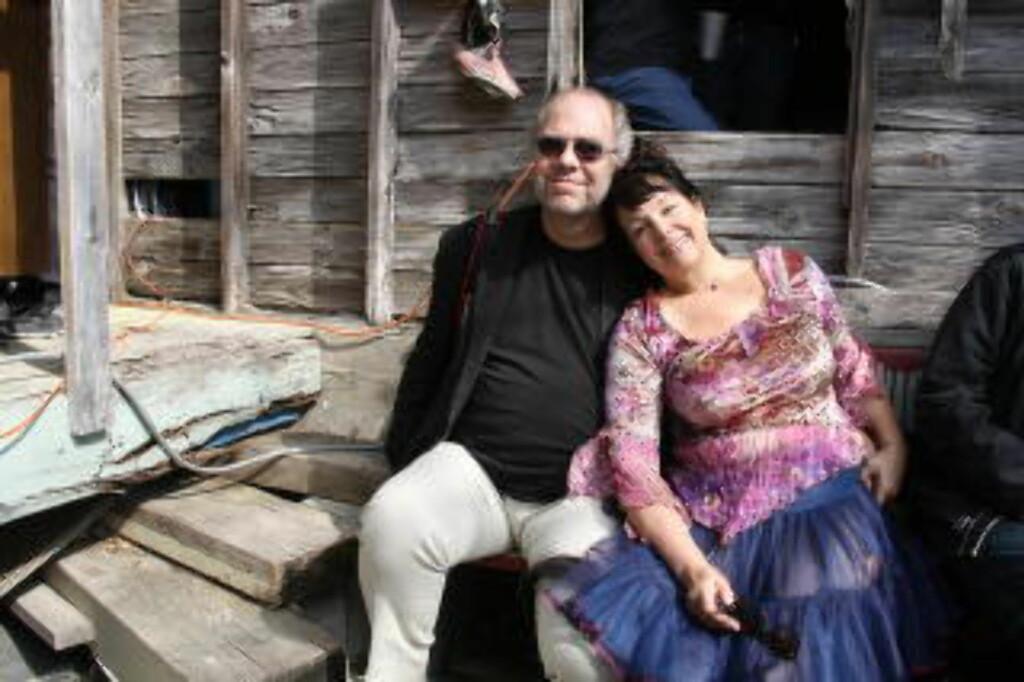 NORSK HJELP: I 13 år har Per Ole Hagen booket norske artister til Leeann Athertons Full Moon Barn Dance denne søndagen i mars. Foto: Øyvind Rønning / Dagbladet