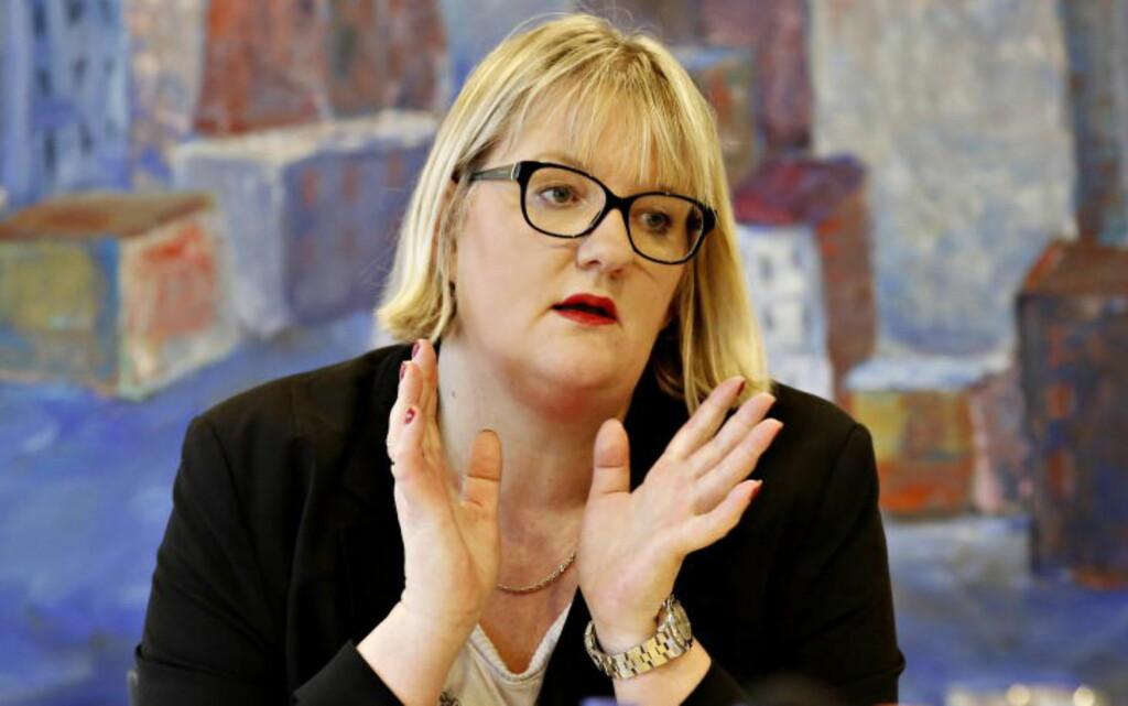 PSN-DIREKTØR: Rose-Marie Christiansen. Foto: Jacques Hvistendahl / Dagbladet