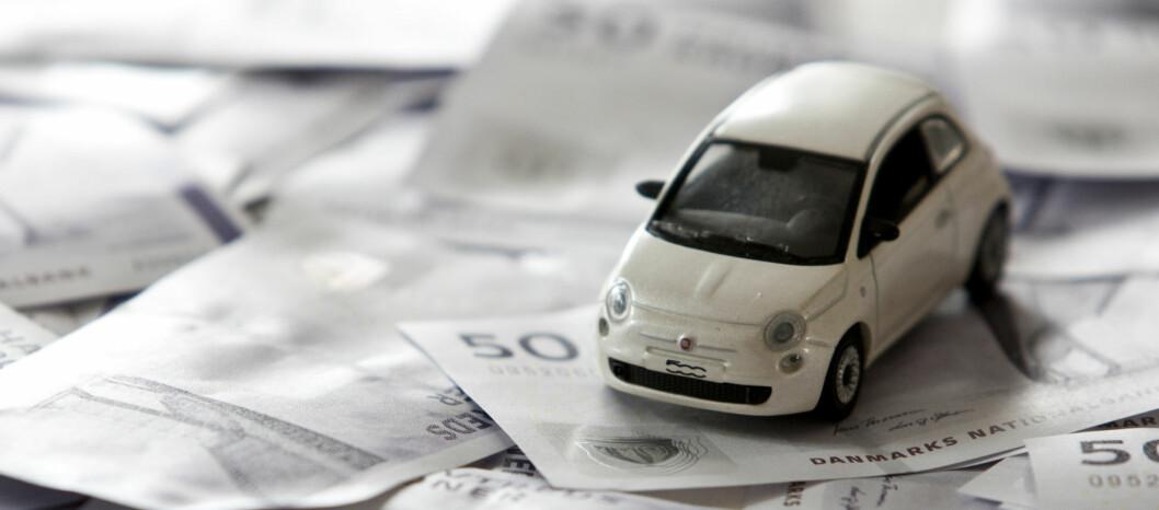Bruktimport av utenlandsk bil kan være lønnsomt, men bare hvis du vet hva avgiftene er. Foto: COLOURBOX.COM