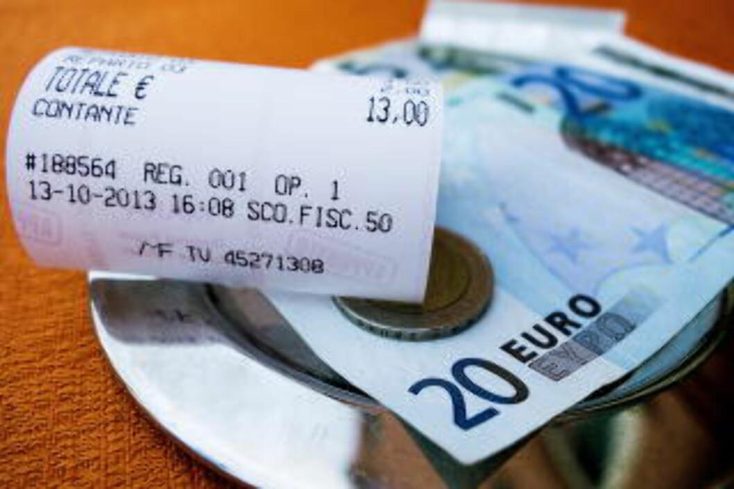 <strong> EURO:</strong>  Hvis Venezia blir egen stat, blir det slutt på euro. Foto: JOHN TERJE PEDERSEN