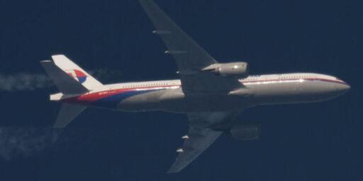 image: Alt vi vet med 100 prosents sikkerhet, er at flyet tok av og aldri kom fram