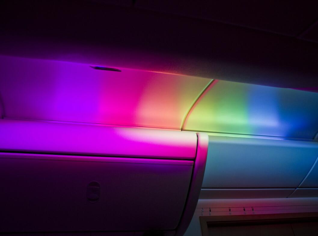 Ønsker du et disco-fly? Ja, vel. Her er alt mulig. Foto: Silje Ulveseth