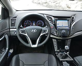 Test: Rimelig og dugelig Hyundai i40