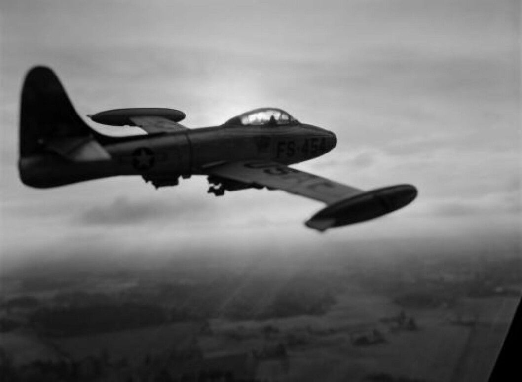 <strong>FLYFOTO:</strong>  Raymond Mosken: «Fly».