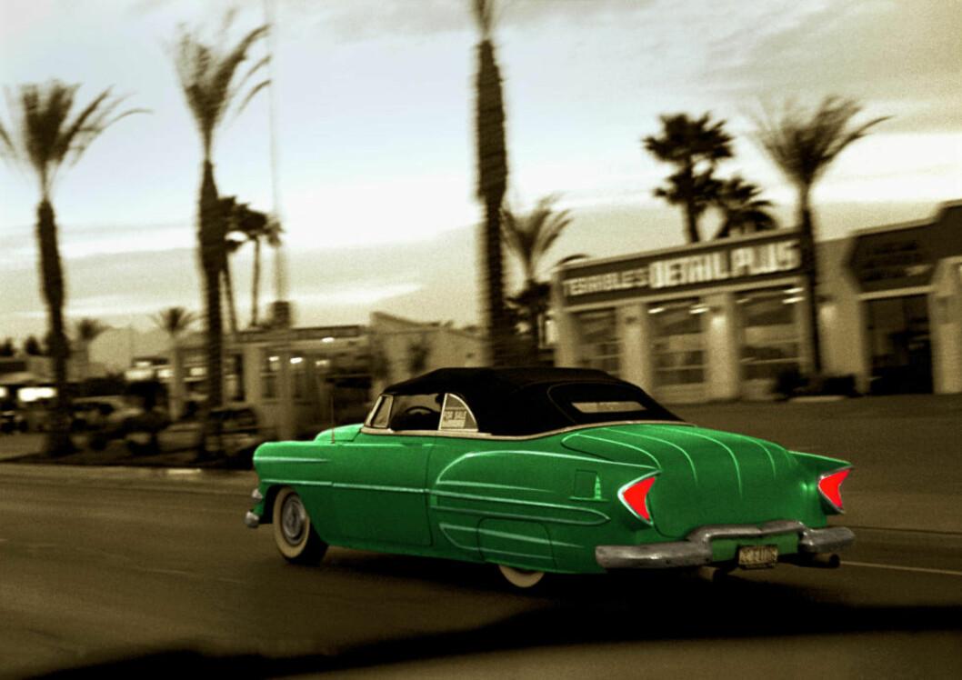 <strong>BILKULTUR:</strong> Raymond Mosken: «Las Vegas, USA. 2001».