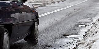 image: Er det noen vits å salte veien?