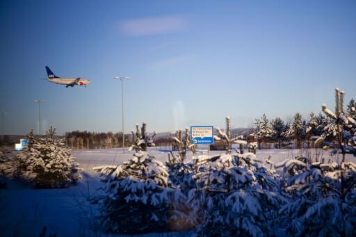 PRØVDE SEG: Parkeringsselskapet ved Gardermoen prøve å fraskrive seg ansvaret, men det tillater ikke loven.  Foto: Per Ervland