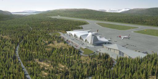 image: Ny storflyplass i Norge