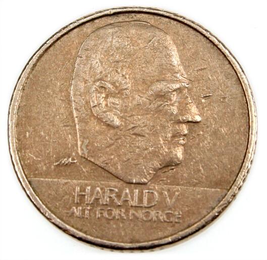 Dette betyr myntene og sedlene dine