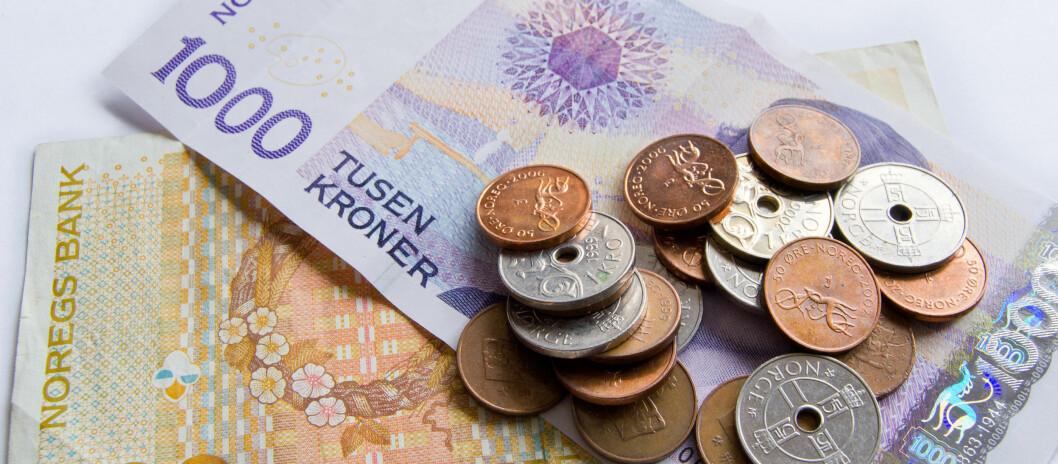 Norske penger skjuler mange hemmeligheter. Foto: COLOURBOX.COM
