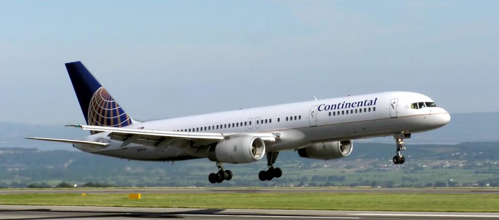 <b>SNART UNITED:</b> I begynnelsen av mars går Continental under navnet United. Foto: Arpingstone, wikicommons