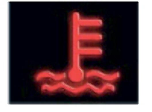 Hva betyr varsellampene i bilen?