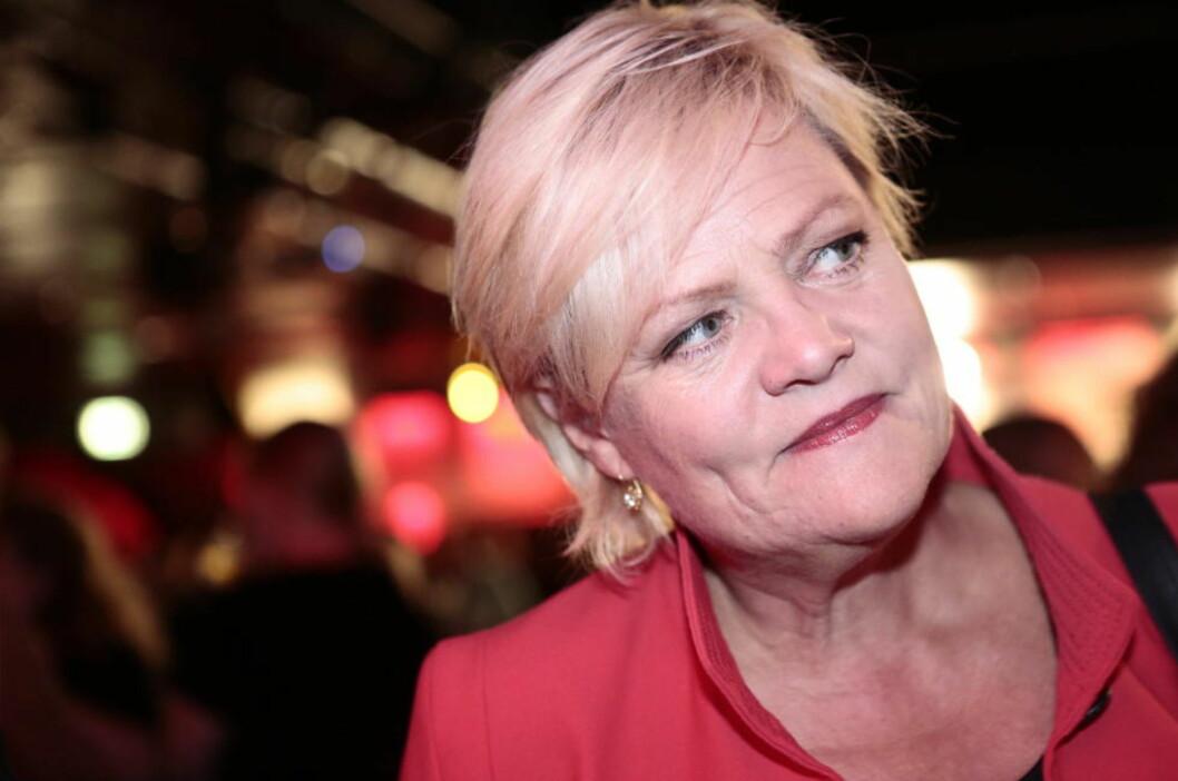 <strong> KLIMA-DIREKTØR :</strong>  Halvorsen sier klimaendringene er den største utfordringen i vår tid. Foto: Nina Hansen / Dagbladet