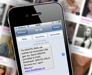 Hundretusener fikk reklame fra Biip.no
