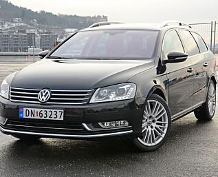 TEST: VW Passat som toppmodell