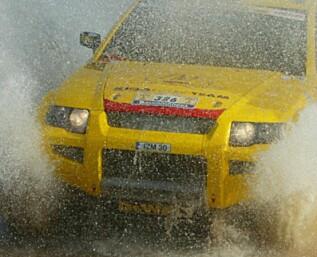 Rally Dakar blir elektrifisert