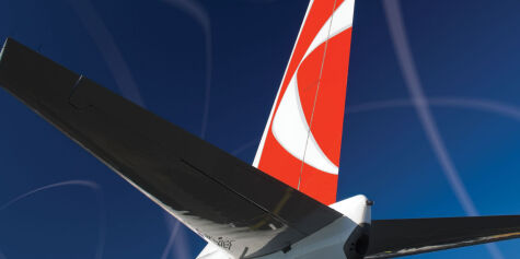 image: Czech Airlines dropper Norge