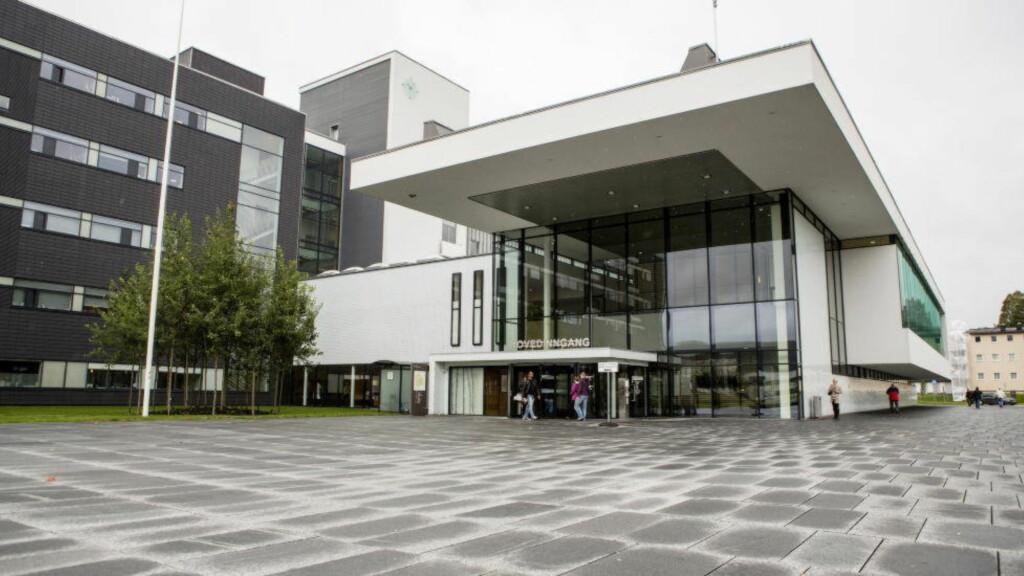 Akershus universitetssykehus på Lørenskog. Arkivfoto: Bjørn Langsem / Dagbladet.