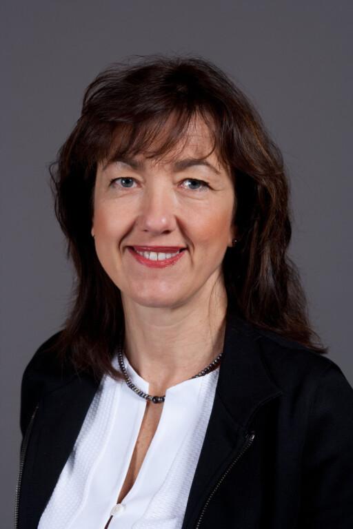 Anne-Sissel Skånvik er kommunikasjonsdirektør i Norwegian. Foto: Norwegian