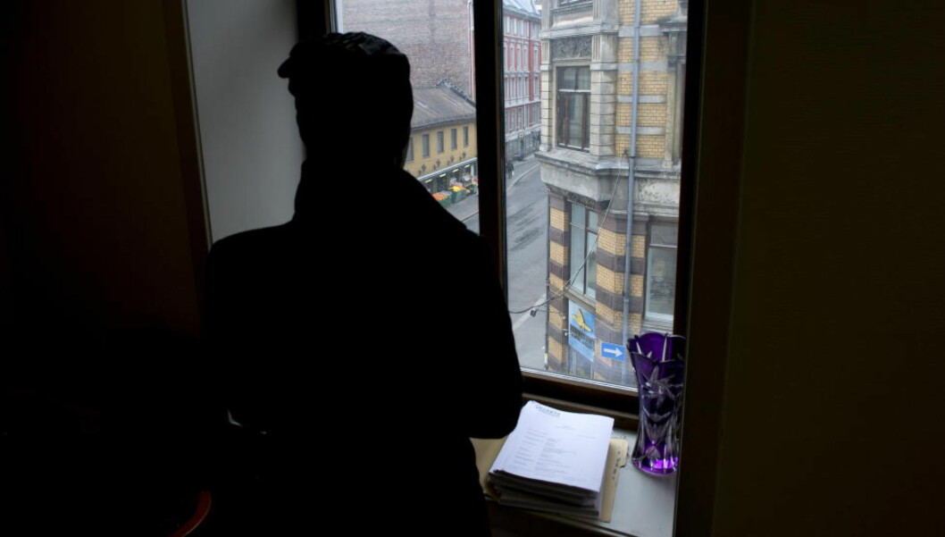 <strong>SÅRBARE:</strong> «Det er uforståelig for oss hvordan politiet kan tro at man bygger tillit ved å behandle kvinnene som kriminelle når de er på sitt mest sårbare etter å ha vært utsatt vold og overgrep», skriver artikkelforfatteren. Foto: Øistein Norum Monsen