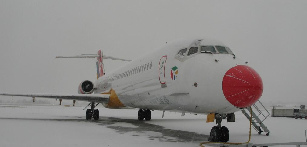 Nye innenlandsfly fra Rygge