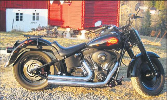 image: Her er Harleyene som Spesialenheten gransker