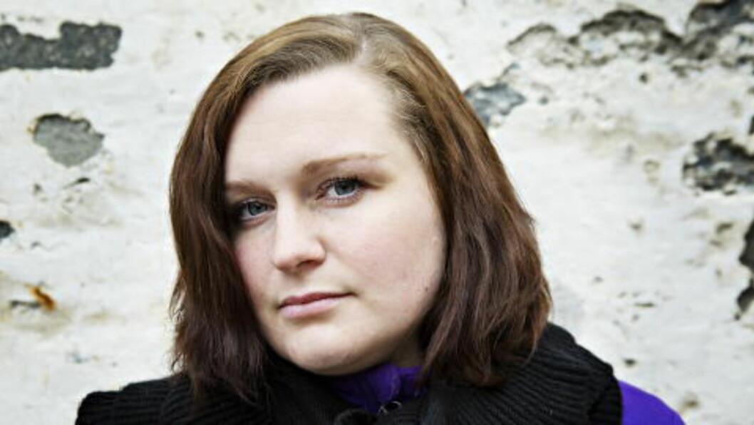 <strong>- GRUSOMT:</strong> Helen (26) anmeldte den tyske legen i 2005. Hun synes det er grusomt at han nå er tilbake i jobb i Tyskland, og brøt sammen i gråt da Dagbladet informerte henne om dette.  Foto: Nina Hansen / Dagbladet