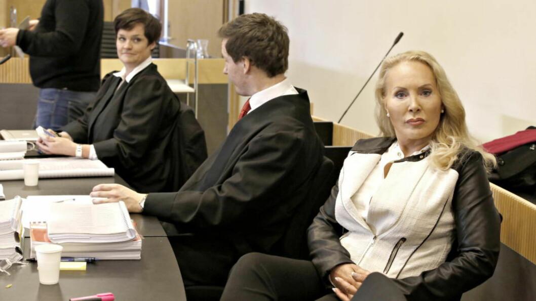 <strong>DOM:</strong> Mona Høiness mot Urdahl slektningene i retten.. Foto Jacques Hvistendahl/Dagbladet
