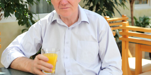 Ikke drikk ferskpresset juice i Valencia