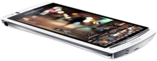 """image: Flere """"lett oppgraderte"""" telefoner"""