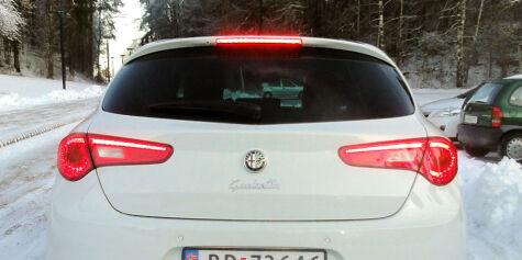 image: Alfa Giulietta TCT: Offensiv fra Italia