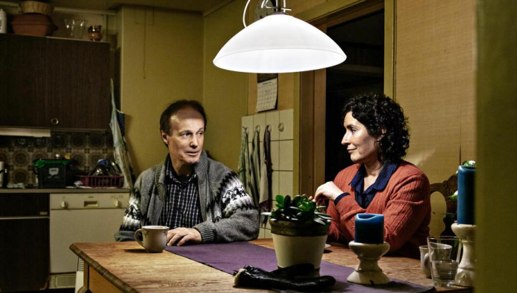 <strong>HELGEPERM:</strong> Før jul er ekteparet trolig tilbake på gården som frie mennesker etter endt soning. Da har de sonet to tredjedeler av dommen på 21 år. Foto: JØRN H. MOEN