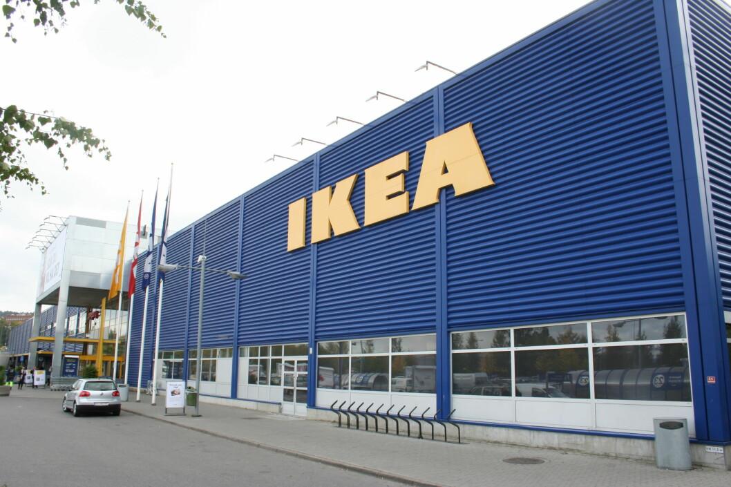 <strong><b>IKEA-KJÆRLIGHET:</strong></b> Ikea i Shanghai plages av ukentlige pensjonisttreff, som ikke er ute etter å handle. Foto: Ikea