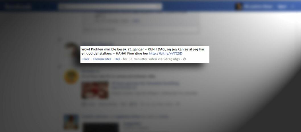 Poster Facebook-kontoen din slike ting av seg selv? Det kan du stoppe.