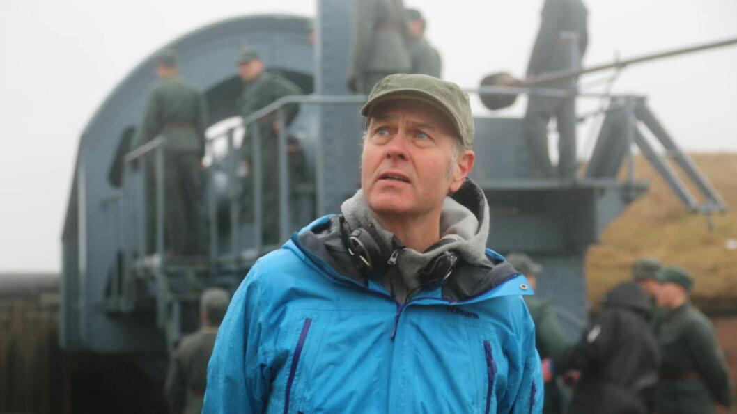 FASCINERT: Regissør Erik Poppe ble så fascinert av historien til den tyske krysseren Blücher, som ble senket i Drøbaksundet, at han bestemte seg for å lage en film om det. Foto: NTB Scanpix