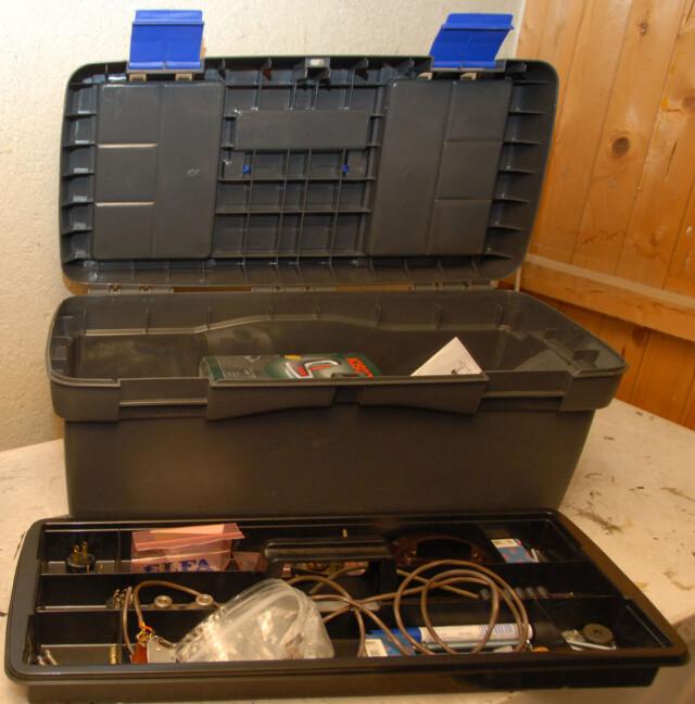Utrolig Smarte verktøykasser? - DinSide NQ-86