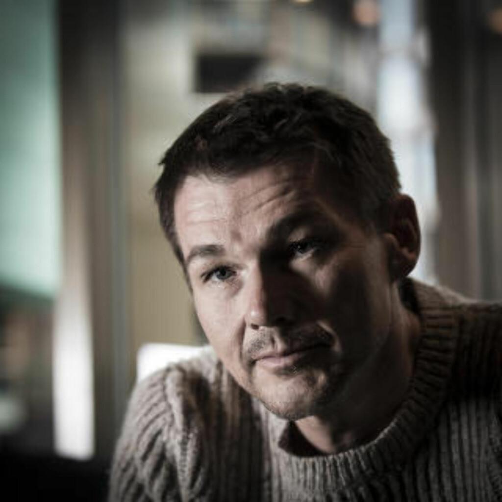 SER GODT UT: Han lever sunt og er streng mot seg selv, men vil helst ikke snakke om hvorfor han holder seg så godt.  Foto: Lars Eivind Bones / Dagbladet