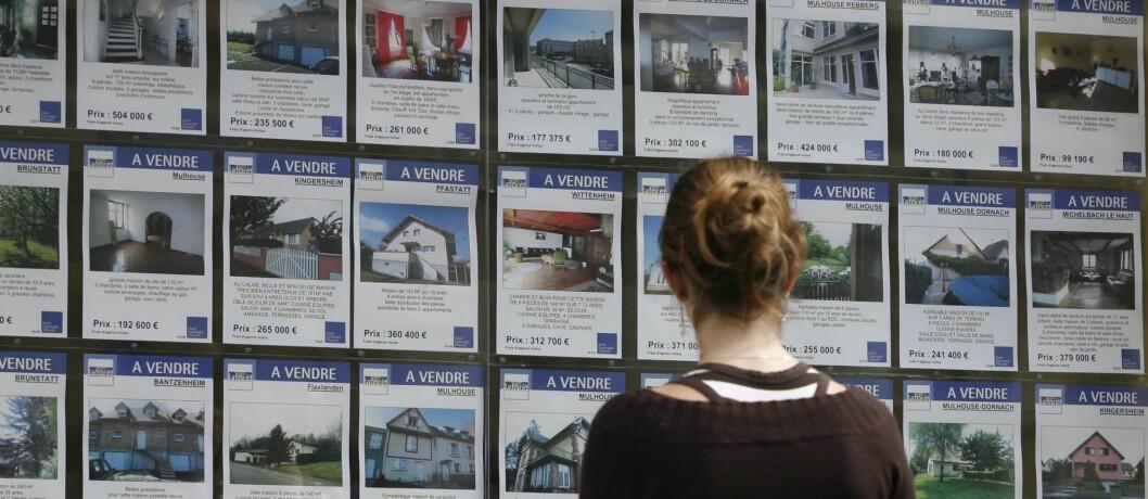Ja, det er mulig å få låne 100 prosent til bolig. Men da må du ha hjelp. Foto: Colourbox.com