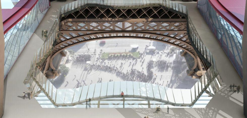 image: Eiffeltårnet blir nytt