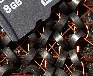 Hvor raskt minnekort trenger du?