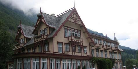 image: Norske spøkelsehoteller