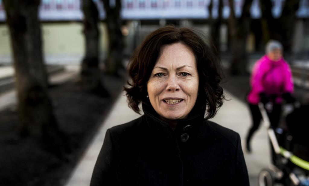 JUSTIS: Solveig Horne er tilbake på Stortinget etter drøye fire år i regjeringen. Nå blir hun Frp's justispolitiske talsperson. Foto: Lars Eivind Bones / Dagbladet
